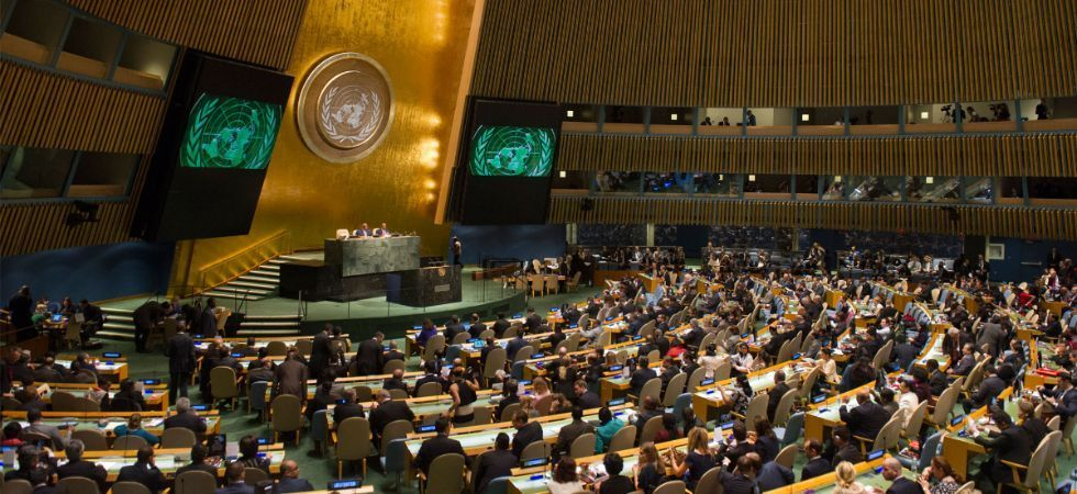 United Nations (Photo Credit: Twitter)