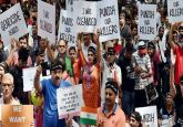 Kashmiri Pandit community in US hold rally to support revocation of Article 370