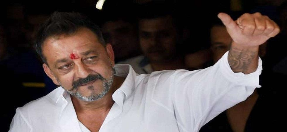 Bollywood star Sanjay Dutt. (File)