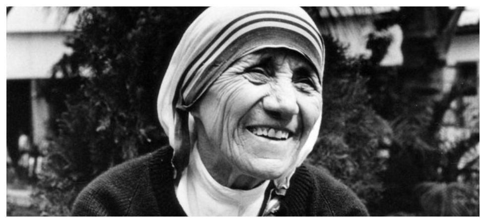 Most beautiful quotes on 'love' by Mother Teresa (Photo: Twitter)