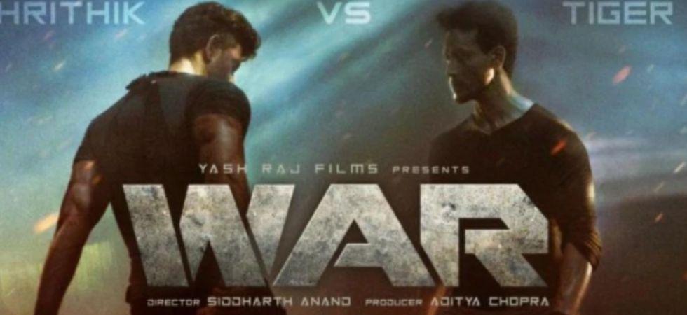 Hrithik Roshan and Tiger Shroff in War. (Image: Instagram)