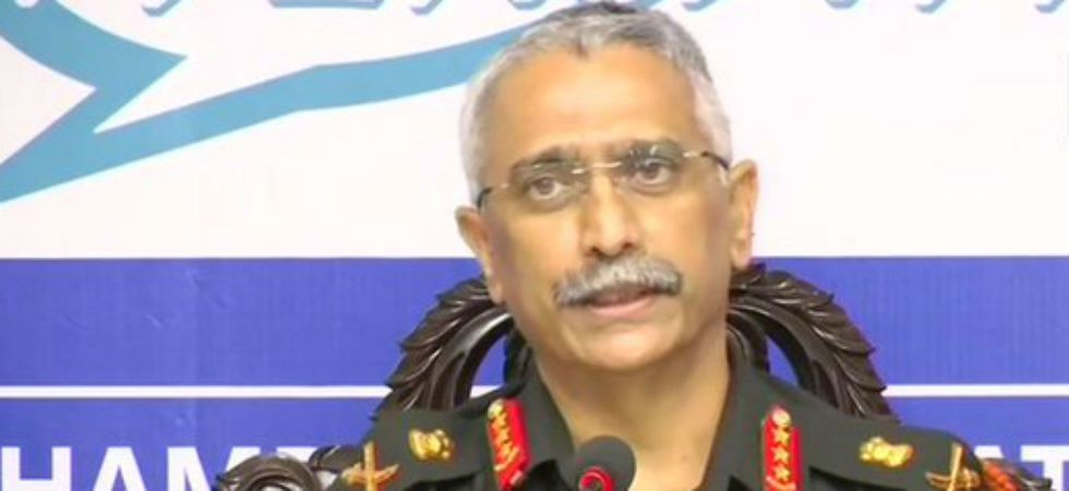 Lt Gen M M Naravane (Image: PTI)
