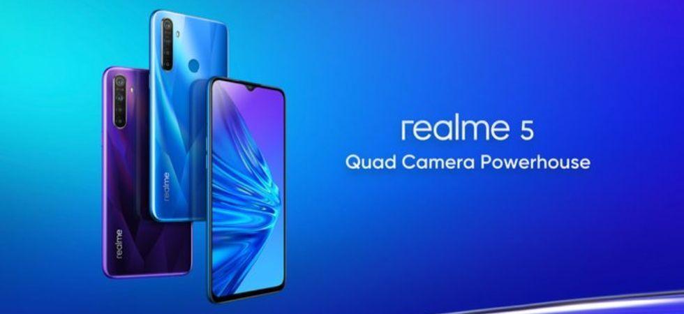 Realme 5 (File Photo)