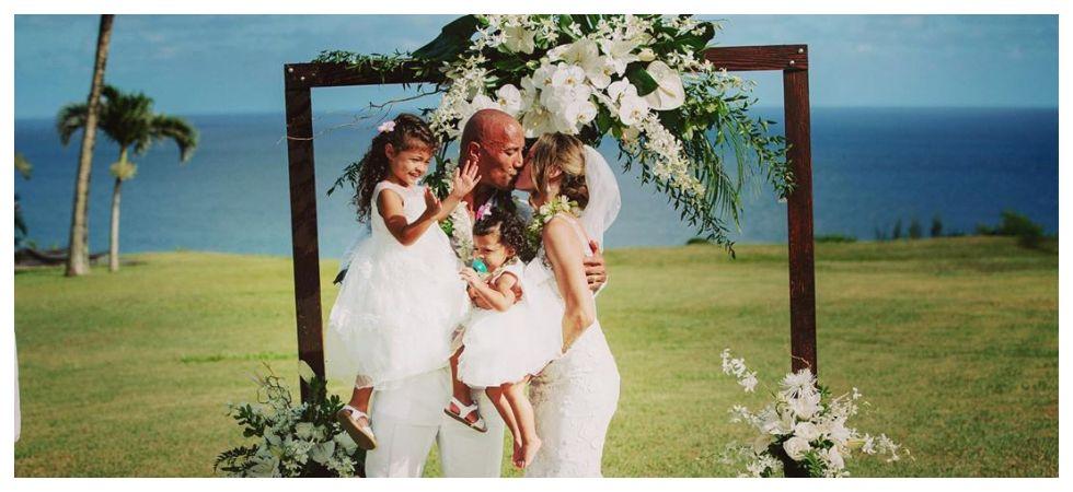 Laura Hashian shares 'unseen' pictures of their Hawaiian wedding (Photo: Instagram)
