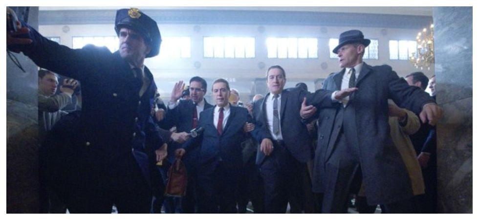 Netflix giving 'The Irishman' limited theatrical release in US (Photo: Twitter)