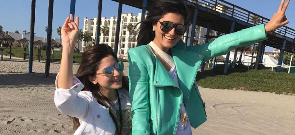 Kanika Kapoor shared picture with sisiter Anabel on her demise (Pic courtesy: Instagram)
