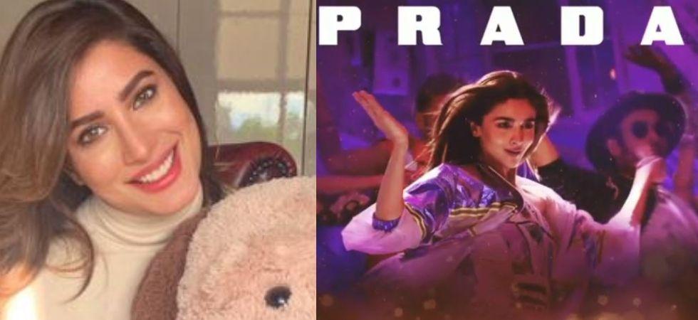 Pakistani actress Mehwish Hayat takes dig on Alia Bhatt