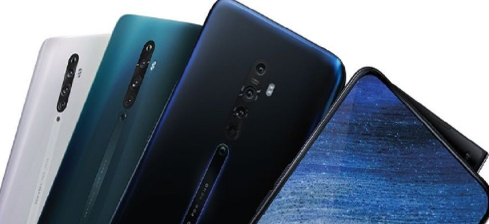 Oppo launches Reno 2 series smartphones in India (Twitter)