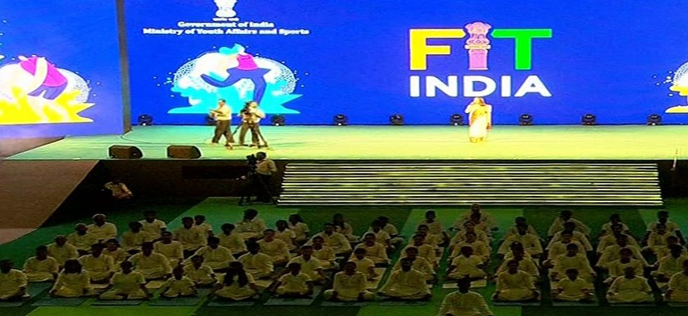 The Fit India Movemement, along with the Khelo India program is another initiative by the Narendra Modi government to promote sports and fitness in India. (Image credit: Twitter)