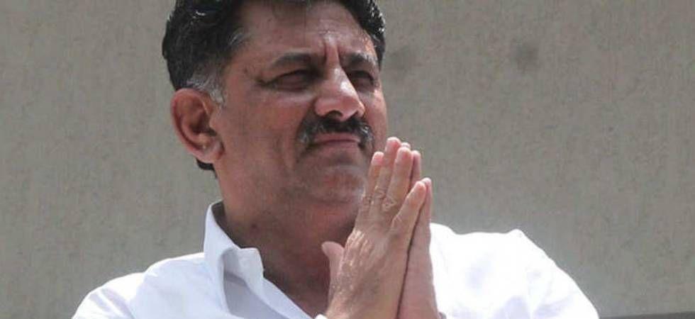 DK Shivkumar (Image: PTI)