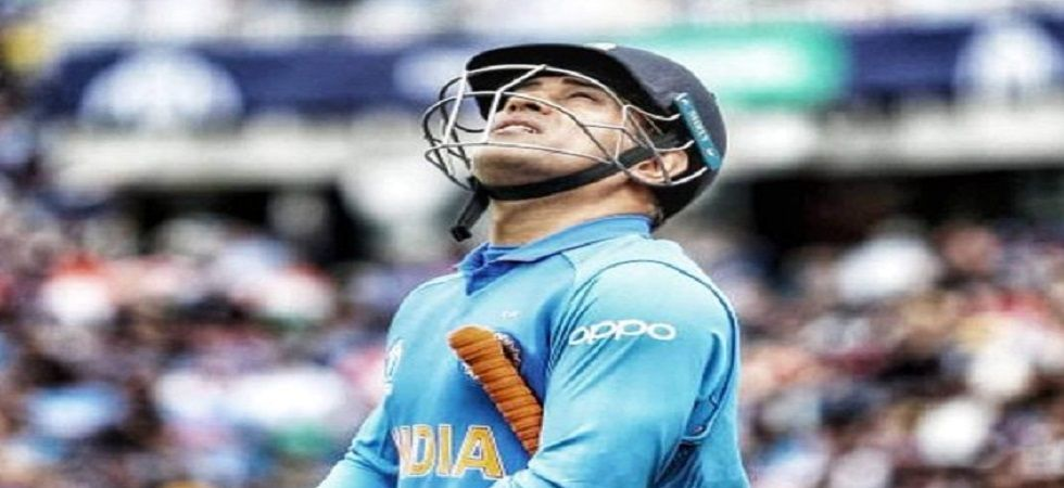 MS Dhoni was not available for selection for the upcoming three-match Twenty20 Internationals against South Africa. (Image credit: Twitter)