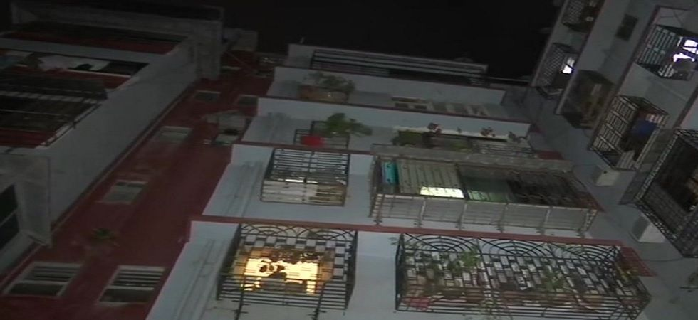 Mumbai-Based Aspiring Actress Jumps To Death From Oshiwara Residence (Image credit: Twitter/ANI)