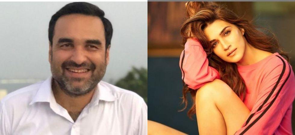Kriti Sanon, Pankaj Tripathi Reunites For 'Mimi'
