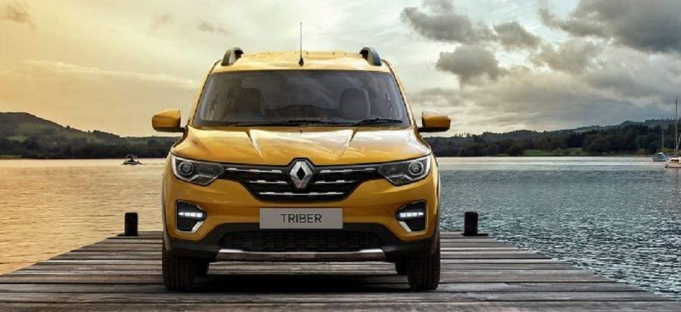 Renault Triber (Photo Credit: Renault India)