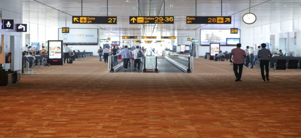 Delhi airport (File Photo)