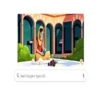 Google Doodle Celebrates Noted Punjabi Writer Amrita Pritam's 100th Birthday