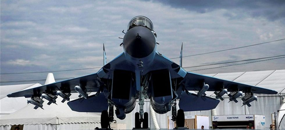 MiG 35 Fighter Aircraft (File Image)