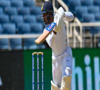 To Have Lost Just Five Wickets On A Seaming Track Is Great: Mayank Agarwal