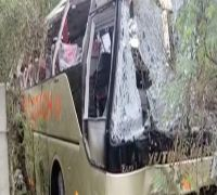 At Least 24 Killed As Bus Falls In Ditch In Pakistan's Khyber Pakhtunkhwa