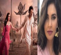 Saaho: Lisa Ray Accuses Producers Of 'Art Theft' Over 'Baby Wont You Tell Me' Poster
