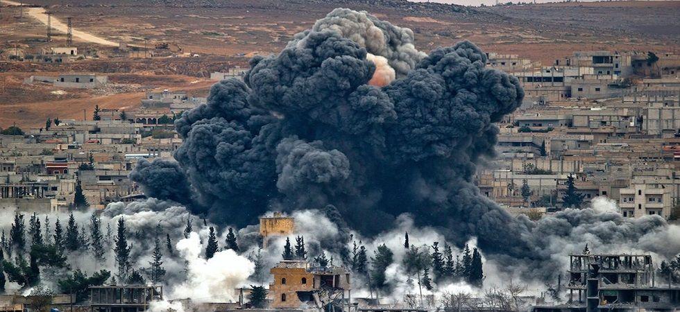 Pentagon Confirms Strike Against Al-Qaeda Leaders In Syria. (Representative image)