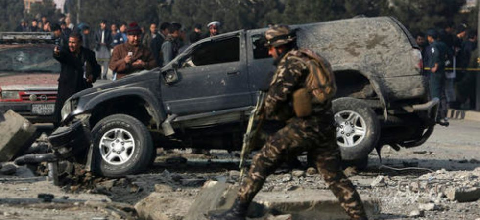 An official says the Taliban have launched an attack on a second Afghan (File Photo)