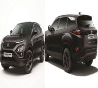 Tata Harrier Dark Edition: Here's All You Need To Know