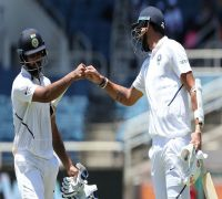 Ishant Sharma Looked More Of A Batsman Than Me: Hanuma Vihari