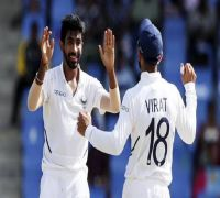 'Owe My Hat-Trick To The Captain' - Jasprit Bumrah Thanks Virat Kohli For Record Feat