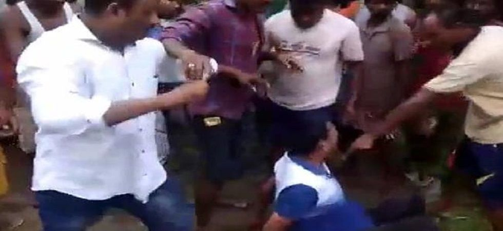 Dr Deben Dutta was assaulted following the death of one Somra Majhi who was undergoing treatment at the estate's hospital. (Twitter)