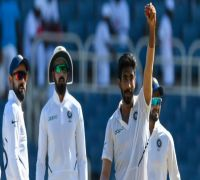 Bumrah's Hat-trick, Vihari's Maiden Ton Take India To Commanding Position