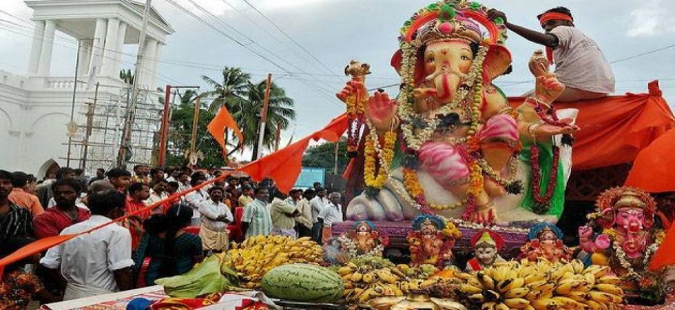With the arrival of Ganesha, arrives the zeal of jubilant festive months ahead. (Photo Credit: PTI)