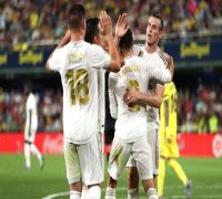 Gareth Bale Rescues Real Madrid From Defeat Against Villareal In La Liga
