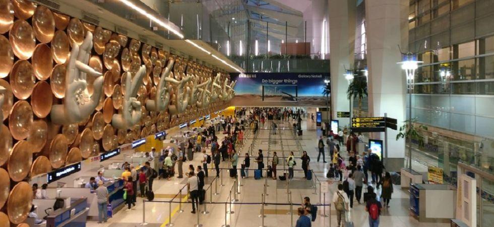 Indira Gandhi International (IGI) Airport, Delhi (File Photo)