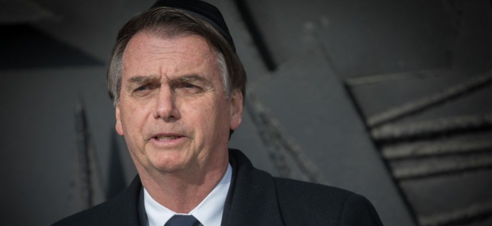 The 2018 attack forced Bolsonaro to wage a virtual presidential campaign. (File Photo)