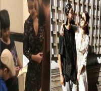 WATCH: Anushka Sharma And Virat Kohli Take 7-Year-Old Fan's Autograph