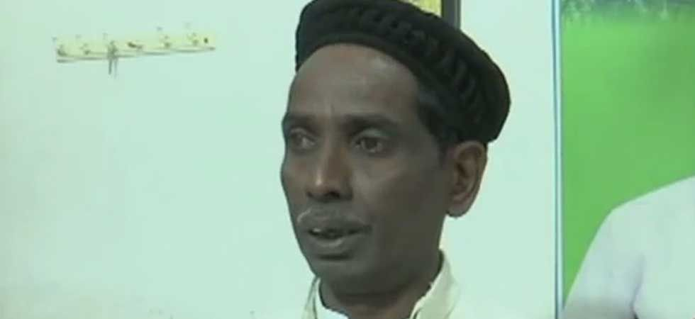 Babri Masjid litigant Iqbal Ansari (Photo: File/ANI)