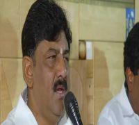 Victim Of BJP's Vengeance And Vendetta Politics: DK Shivakumar After Arrest By ED