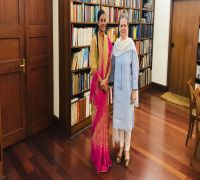 Rebel AAP MLA Alka Lamba Meets Sonia Gandhi, Adds To Speculations Of Her Joining Congress