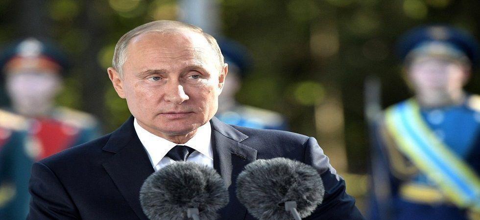 Russian President Vladimir Putin. (File Photo)