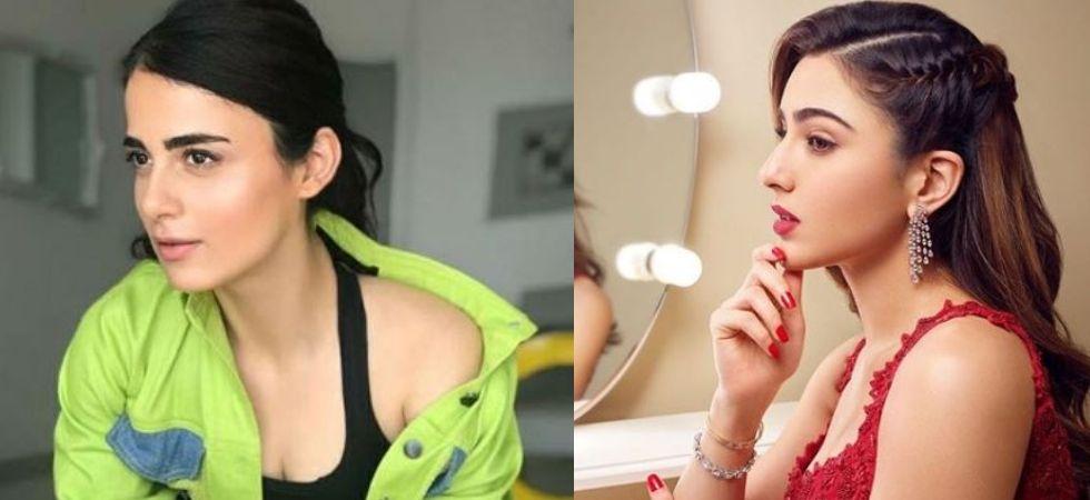 Did Radhika Madan Replace Sara Ali Khan In Angrezi Medium