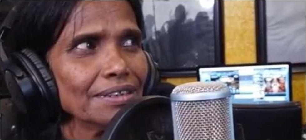 Ranu Mondal was spotted singing Ek Pyaar Ka Nagma Hai. (Image: Instagram)