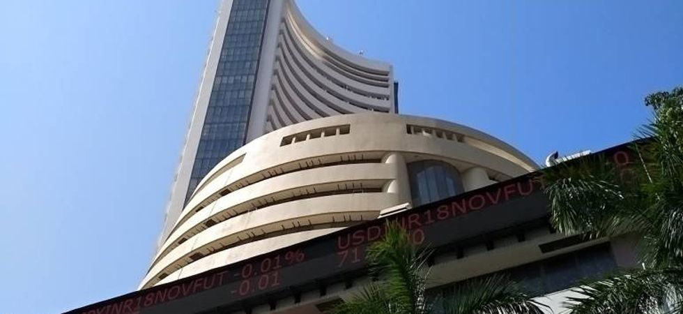 BSE Sensex dropped below the 37,000 level, plunging over 400 points, in early trade on Tuesday