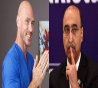 'My Vision Is Fine': Porn Star Johnny Sins Trolls Pakistan Ex-Envoy Abdul Basit on 'Kashmir' Tweet