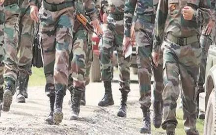 First Batch Of Women Soldiers To Be Commissioned In Indian