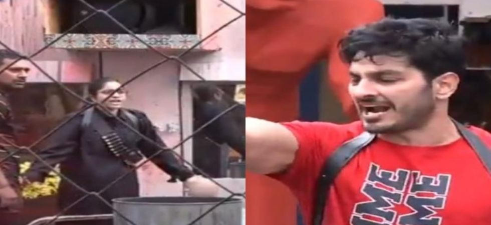 Bigg Boss Telugu 3 : Watch Ali Reza & Punarnavi Bhupalam Engage In Tussle