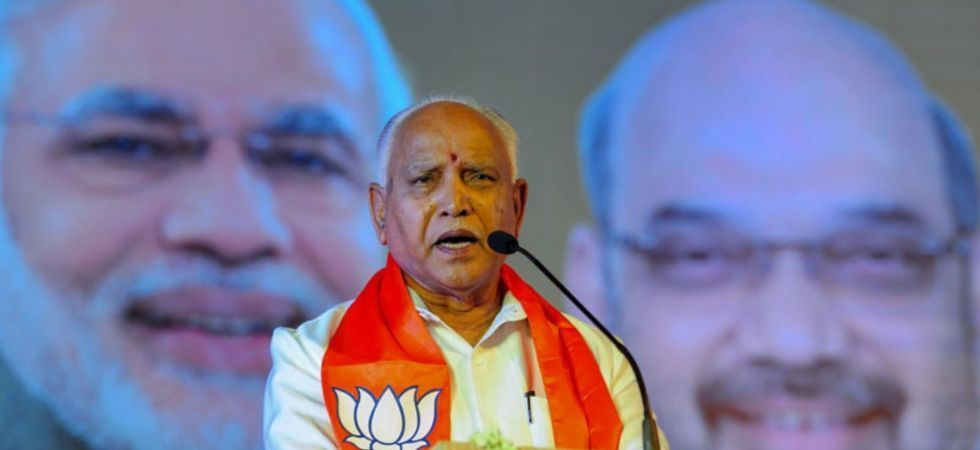 Karnataka Chief Minister BS Yediyurappa also said that 'justice will take its own course.'  (File Photo)