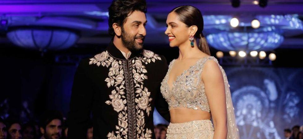 Deepika Padukone and Ranbir Kapoor. (Image: Instagram)