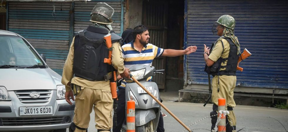 Last month on August 30th, a 65-year-old man was killed by terrorists in the Parimpora area on the outskirts of Srinagar City.  (PTI File Photo)