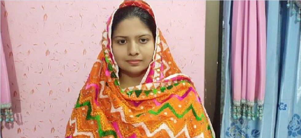 Pushpa Kolhi has been posted as the Assistant Sub Inspector. (Photo Credit: Twitter)